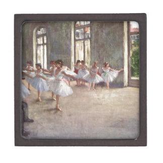Degas Ballet Dancers Jewelry Box