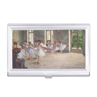 Degas' Ballet Rehearsal Case For Business Cards