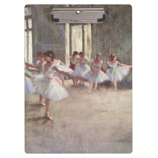 Degas' Ballet Rehearsal Clipboard