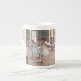 Degas' Ballet Rehearsal Tea Cup
