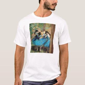 Degas Blue Dancers T-shirt