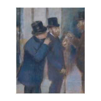 Degas Gallery Wrap Canvas