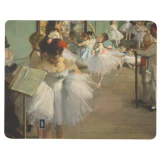 Degas Dance Class Ballet Dancers Journal