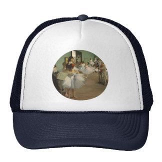 Degas Dance Class Ballet Dancers Trucker Hat