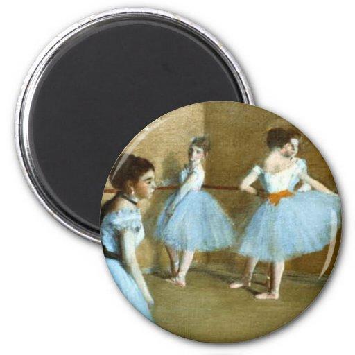 degas.dance-opera refrigerator magnets