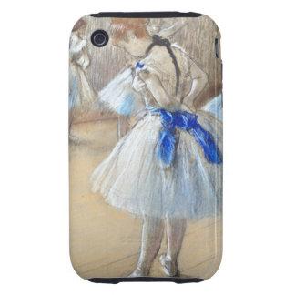 Degas Dancer 1880 Tough iPhone 3 Cover