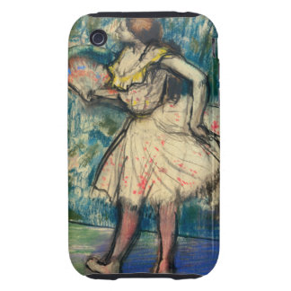 Degas Dancer with a Fan iPhone 3 Tough Cover