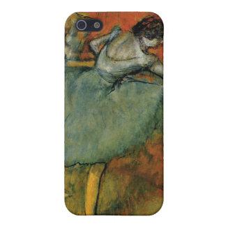 Degas - Dancers at The Bar Art iPhone 5 Case