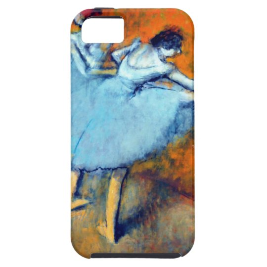 Degas Dancers at the Bar iPhone SE/5/5s Case