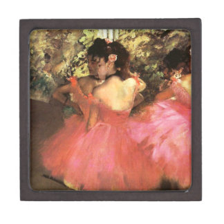 Degas Dancers in Pink Gift Box