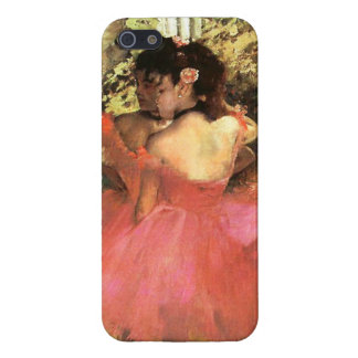 Degas Dancers in Pink iPhone 5 Case