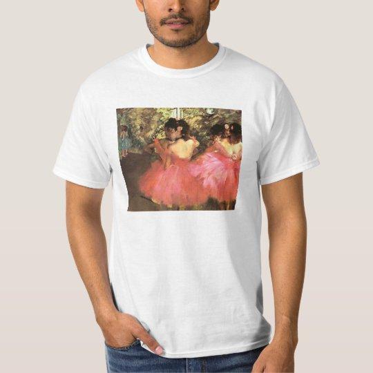 Degas Dancers in Pink T-shirt