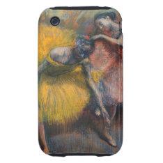 Degas Deux Danseuse Tough Iphone 3 Case at Zazzle