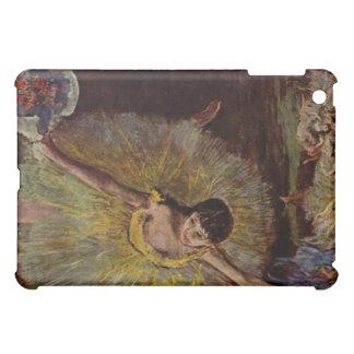 Degas - Fin d'Arabesque, ballerina Rosita Mauri iPad Mini Cover