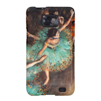 Degas Green Dancer Galaxy SII Covers