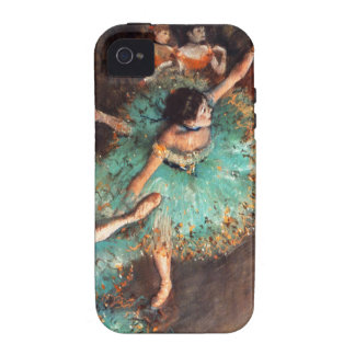 Degas Green Dancer iPhone 4/4S Cover