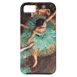 Degas Green Dancer iPhone 5 Cover