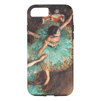 Degas Green Dancer iPhone 7 Case