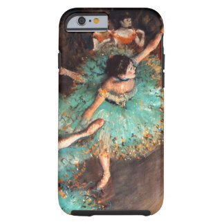 Degas Green Dancer Tough iPhone 6 Case
