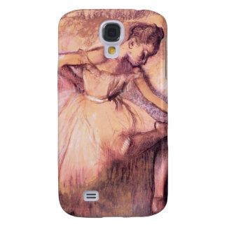 Degas Pink Ballerina Samsung Galaxy S4 Case