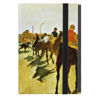 Degas: Racehorses Before the Stands iPad Mini Case