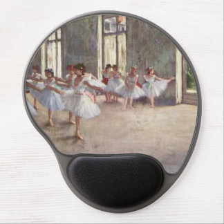 Degas' Rehearsal on Stage Gel Mouse Pad