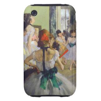 Degas The Ballet Class Tough iPhone 3 Cover