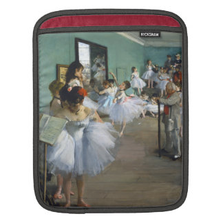 Degas The Dance Class iPad Sleeve