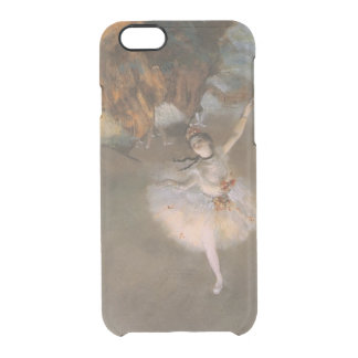 Degas The Star Clear iPhone 6/6S Case