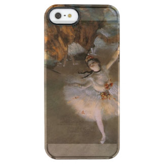 Degas The Star Clear iPhone SE/5/5s Case