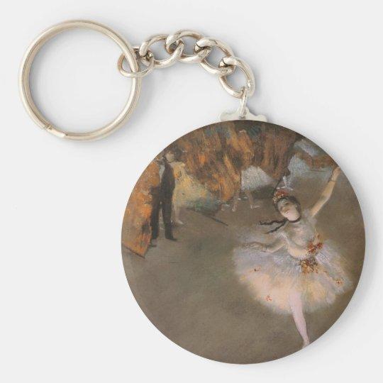 Degas The Star Keychain