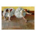 Degas Two Ballet Dancers Photo Print