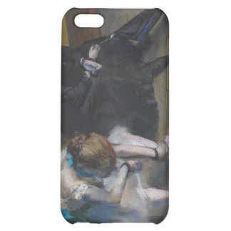 Degas - Waiting Painting iPhone 5C Cover
