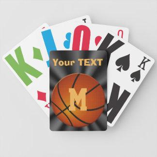 Degeneración macular de los naipes de la barajas de cartas