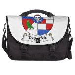 Degenfeld Family Crest Commuter Bag