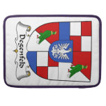 Degenfeld Family Crest Sleeve For MacBook Pro