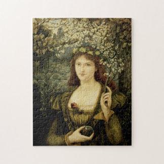 Degli Scrovigni de Madonna Pietra Puzzle