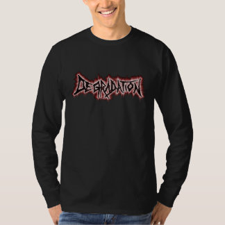 DEGRADATION Long Sleeve T-Shirt