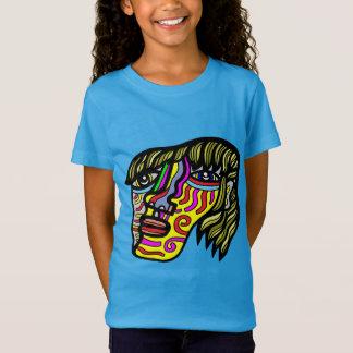 """""""Degrasse"""" Girls' Fine Jersey T-Shirt"""