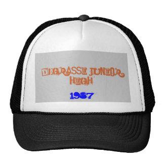 degrassi junior high, 1987 mesh hat