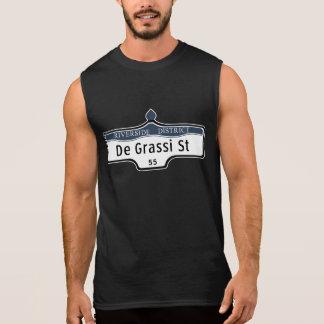DeGrassi Street, Toronto Street Sign Sleeveless Shirt