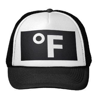 Degree Fahrenheits Minimal Trucker Hat