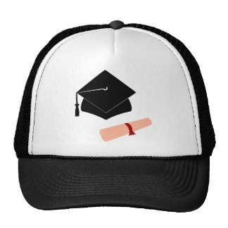 Degree Hat and Scroll