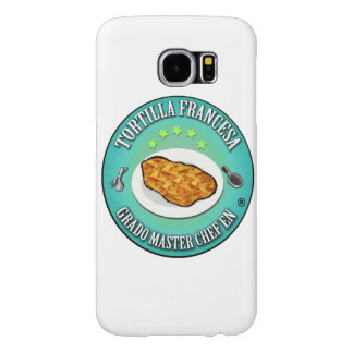 Degree Master Plain omelette Chef Samsung Galaxy S6 Case
