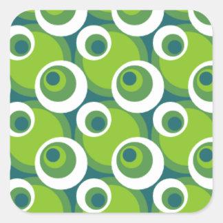 degreens square sticker