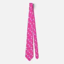 Degrees of Pink Argyle II Patterned Tie