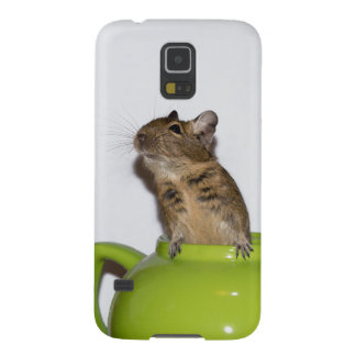 Degu in a Green Teapot Galaxy S5 Case