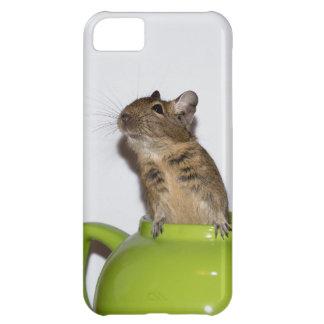 Degu in a Green Teapot iPhone 5C Cover