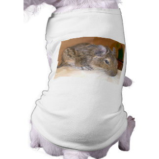 Degu relaxing Dog T Shirt