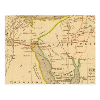 d'Egypte de la salida del leur de los depuis de Tarjetas Postales